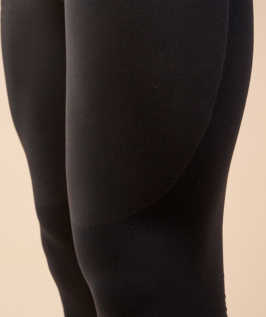 Gymshark Flex Leggings - Black Marl 6