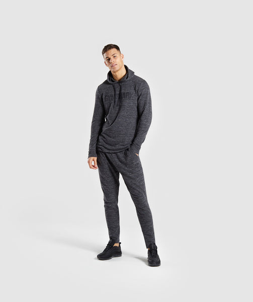Gymshark Lounge Joggers - Charcoal Marl 3