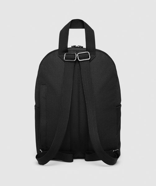 Gymshark Mini Lifestyle Backpack - Black 2