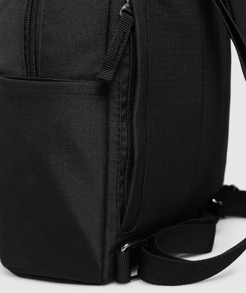 Gymshark Mini Lifestyle Backpack - Black 5