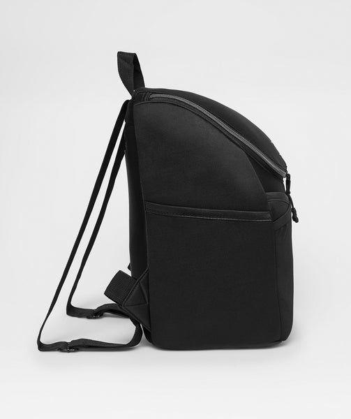 Gymshark Neoprene Lifestyle Backpack - Black 1