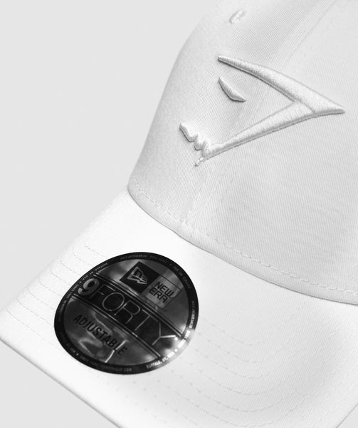 Gymshark New Era 9FORTY Adjustable - White 2