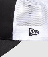 Gymshark New Era Mesh Trucker - Black/White 10