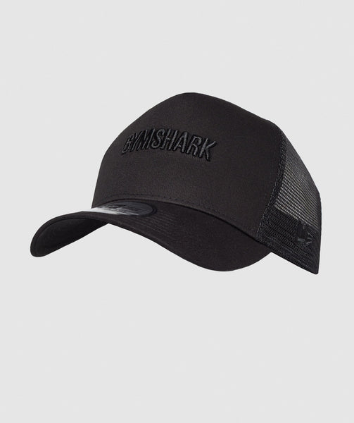 Gymshark New Era GS Trucker - Black 4