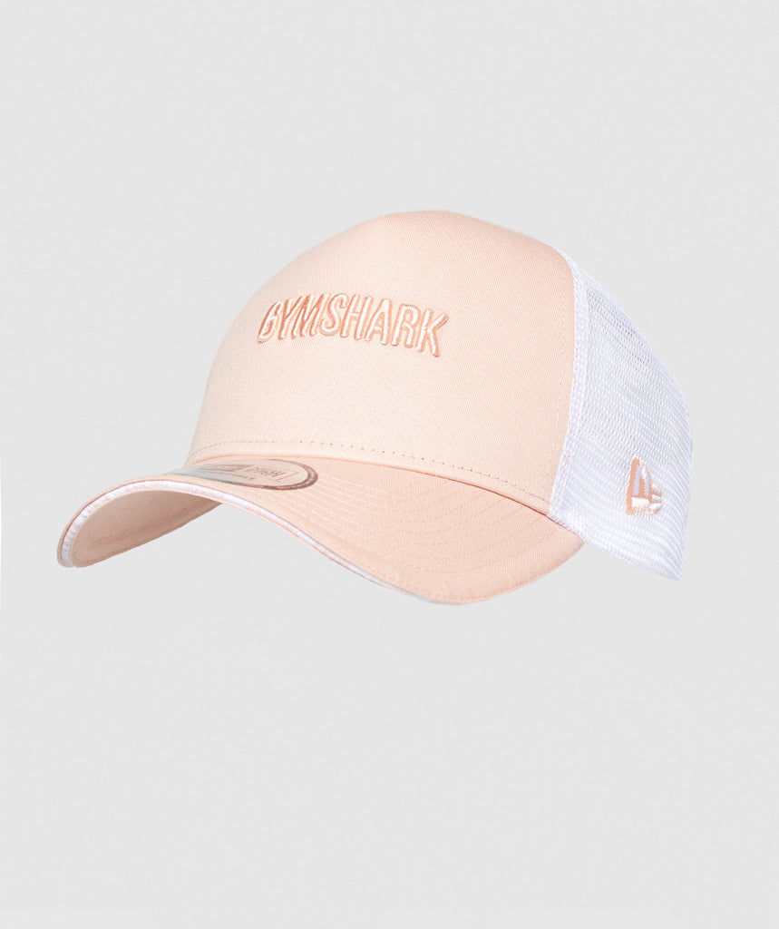 Gymshark New Era GS Trucker - Pink 1