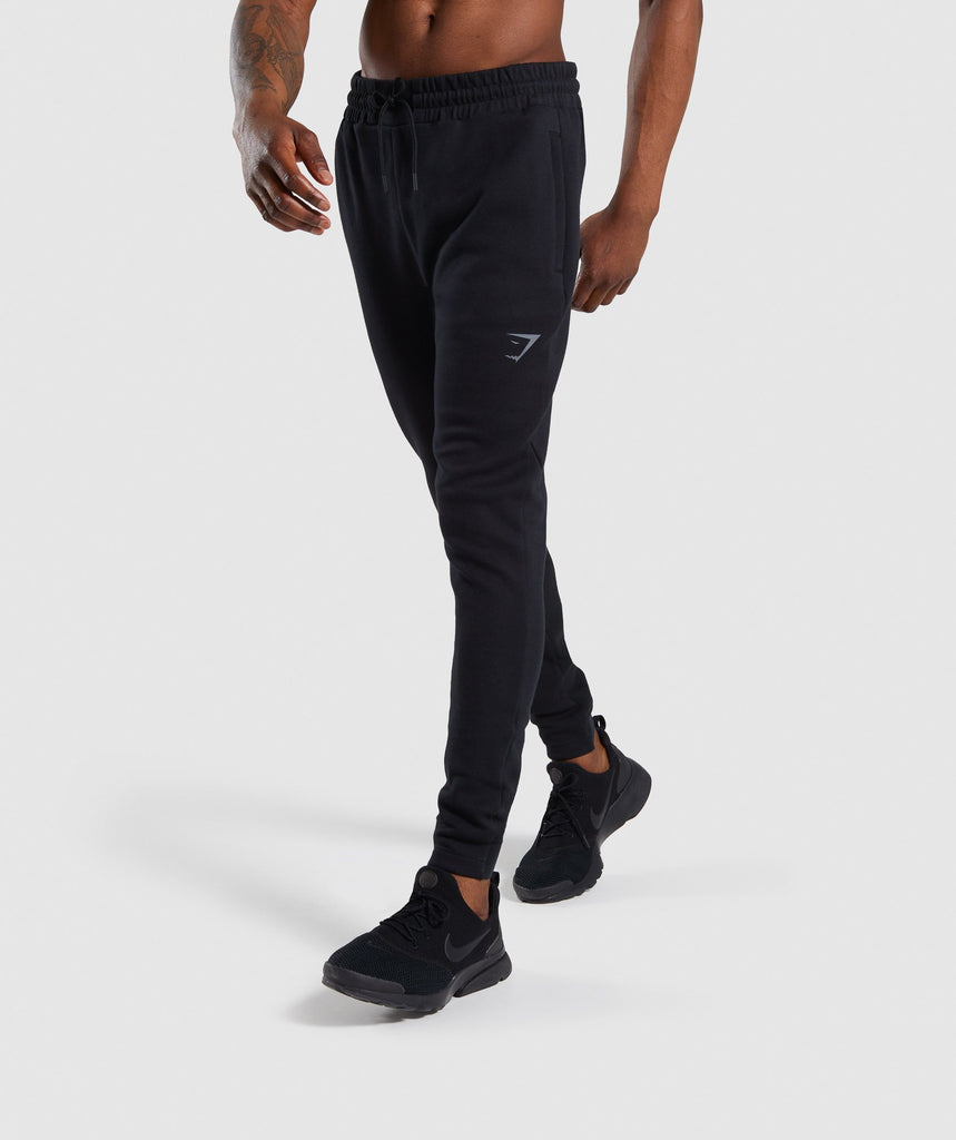 Gymshark Orbit Joggers - Black 1