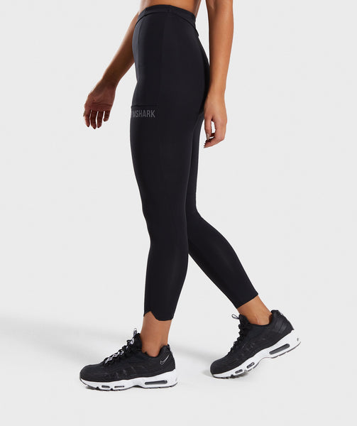 Gymshark Ori Leggings - Black 2