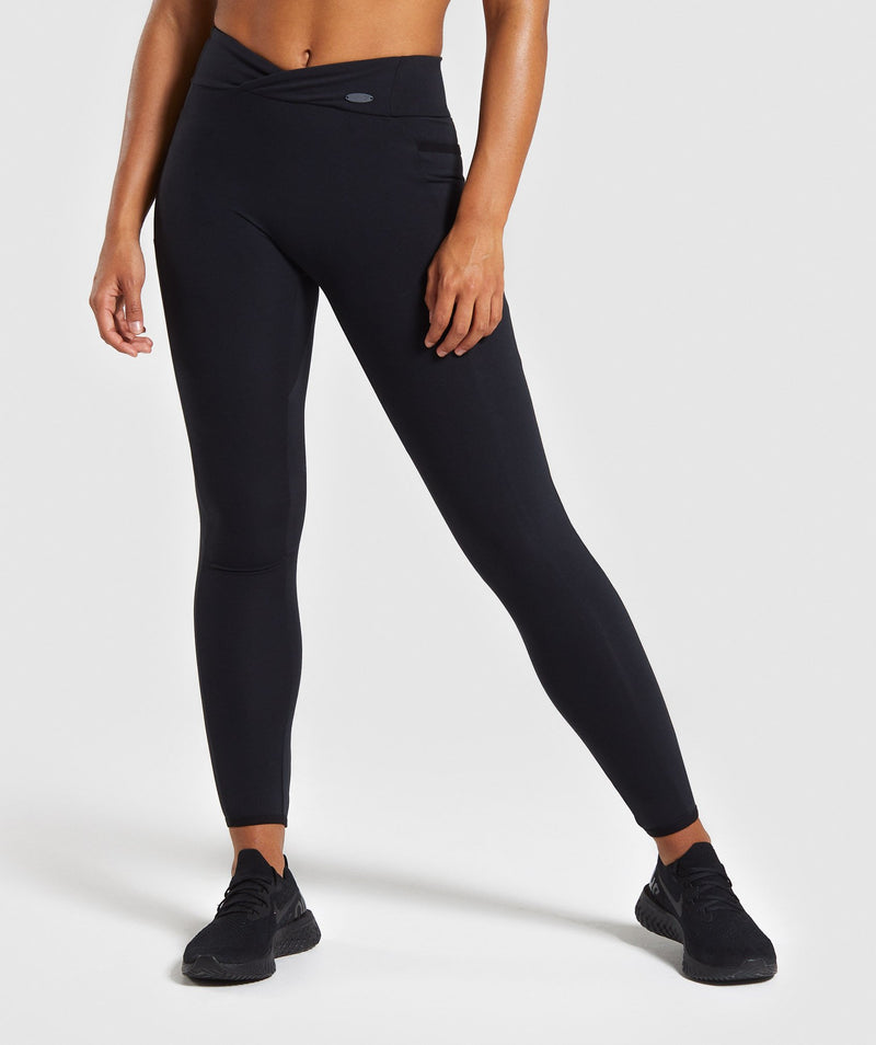 163c2c2563747 Gymshark Poise Leggings - Black ...
