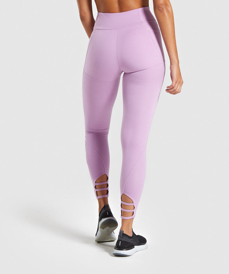 3be2e22fb46f9 Gymshark Poise Leggings - Pink Gymshark Poise Leggings - Pink