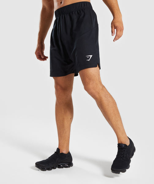 Gymshark Primary Shorts - Black 2