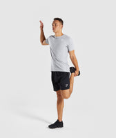 Gymshark Primary Shorts - Black 10
