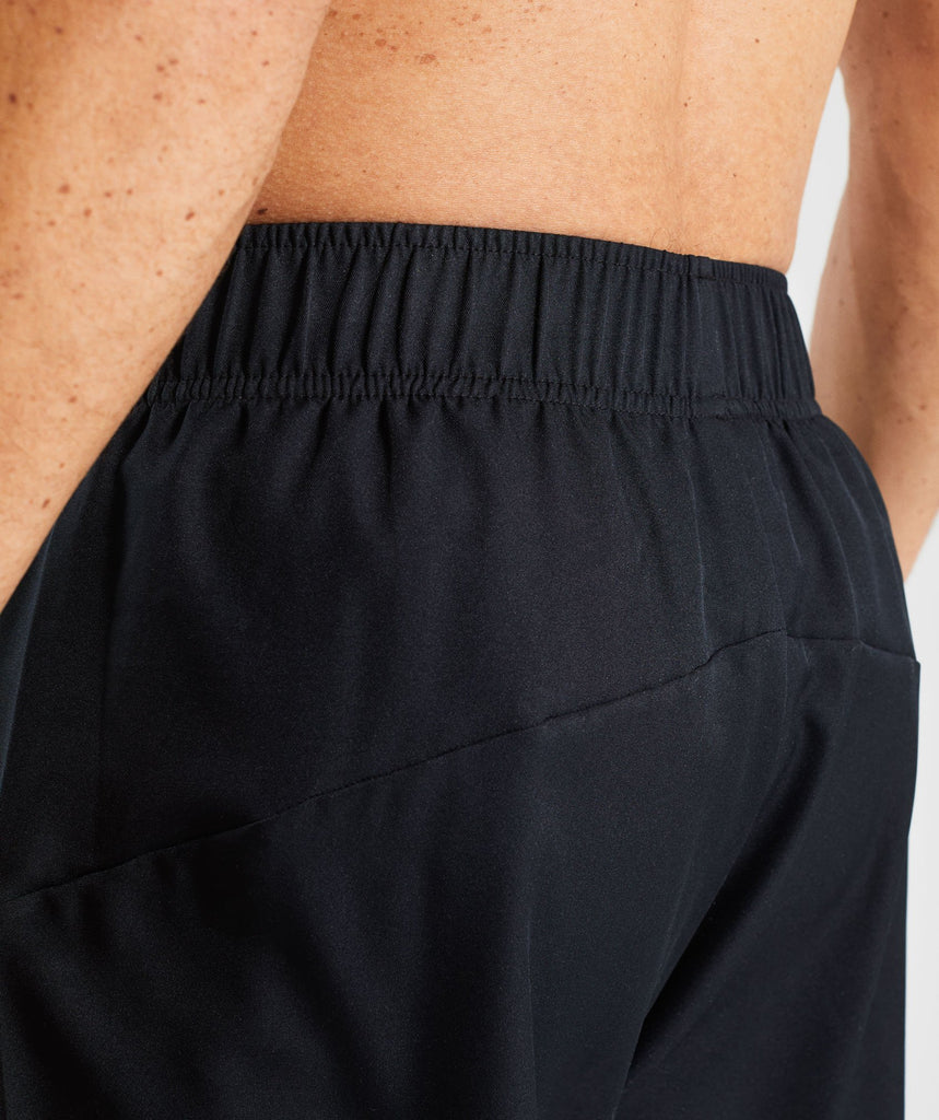 Gymshark Primary Shorts - Black 5