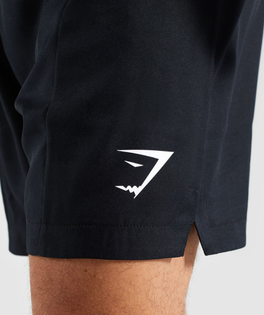 Gymshark Primary Shorts - Black 6