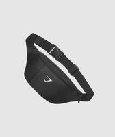 Gymshark Mens Sling Bag - Black 6