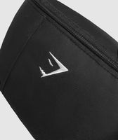 Gymshark Mens Sling Bag - Black 8