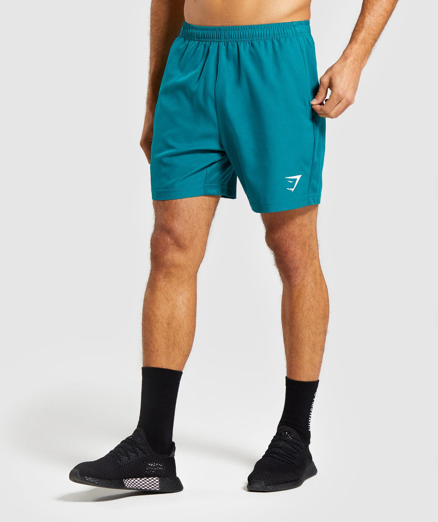 Gymshark Sport Shorts - Emerald Green 1