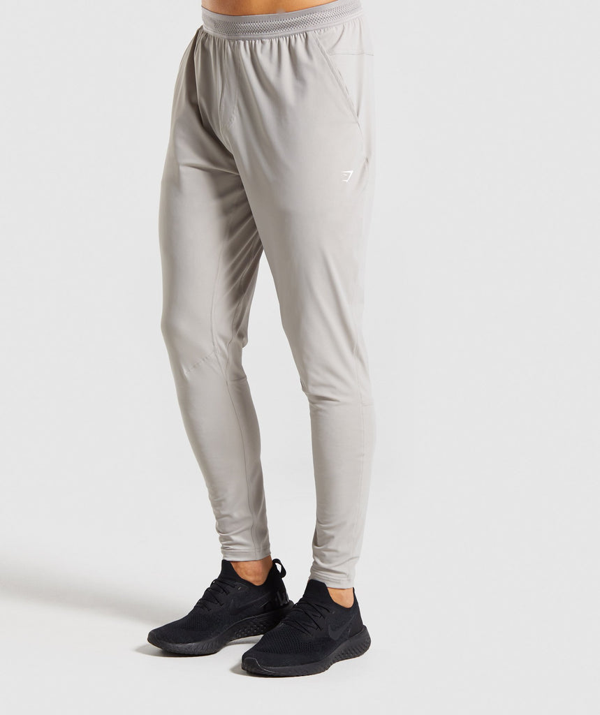 Gymshark Studio Pants - Grey 1