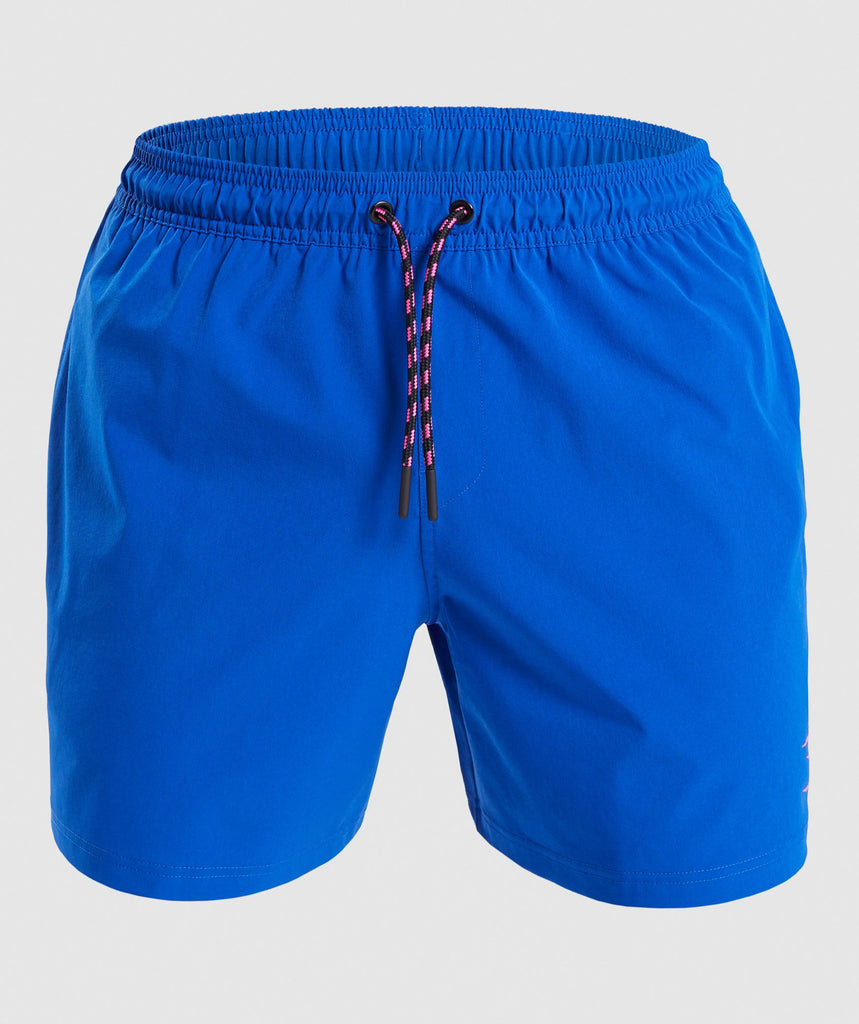 Gymshark Swim Shorts - Blue 1
