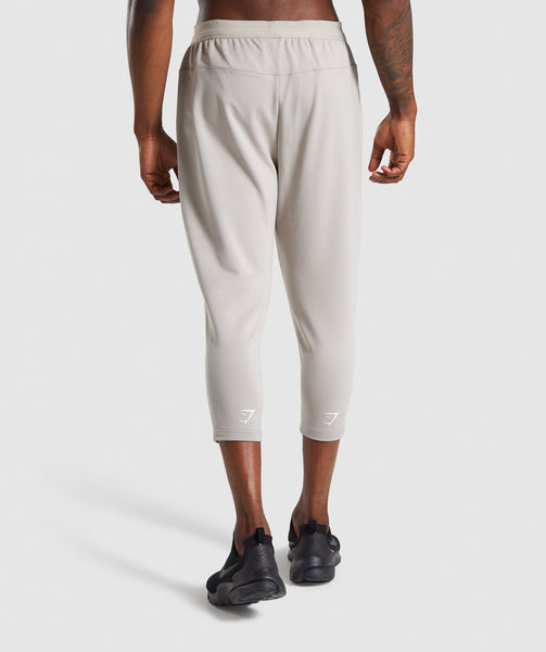 Gymshark Shadow 3/4 Joggers - Grey 1