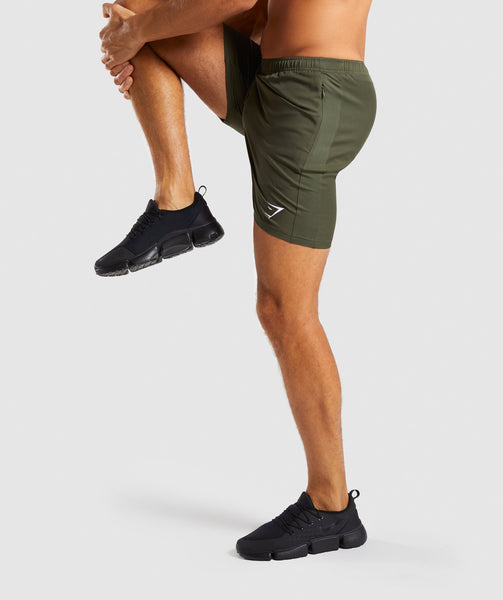 Gymshark Sport Shorts - Woodland Green 2
