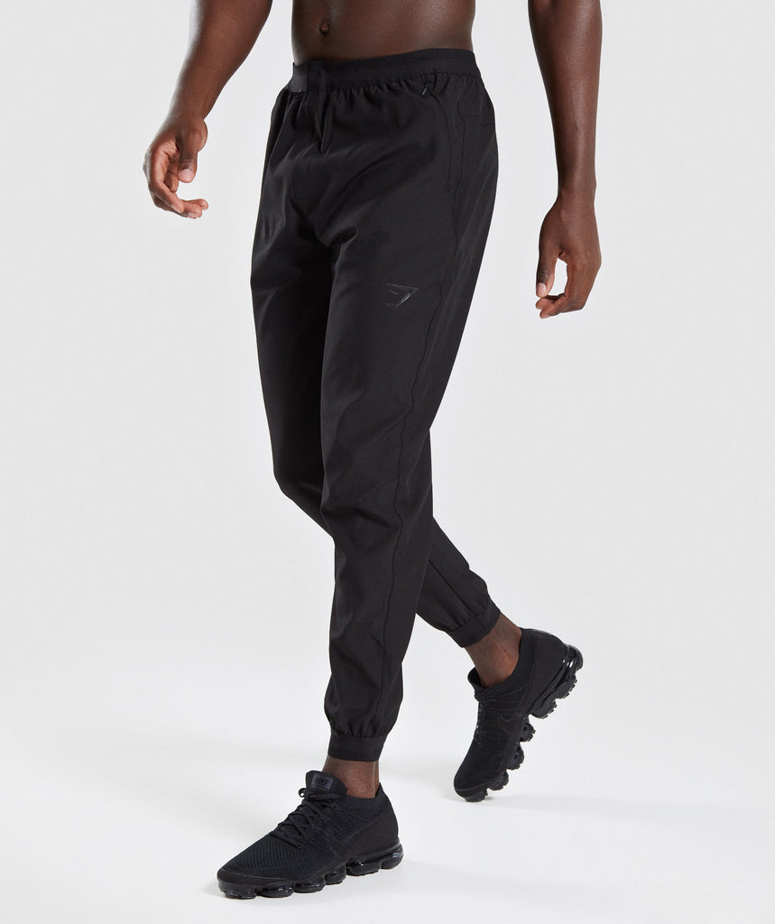 Gymshark Strike Bottoms - Black 1