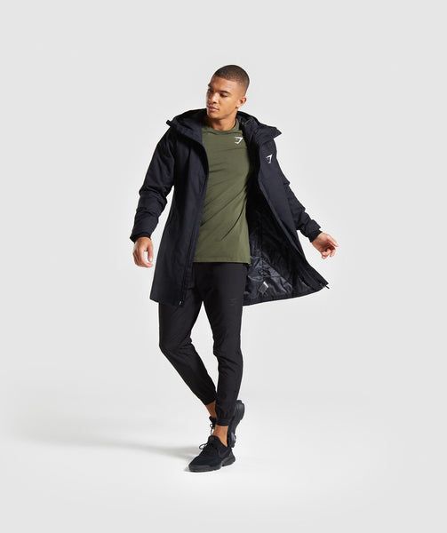 Gymshark Summit Jacket - Black 2