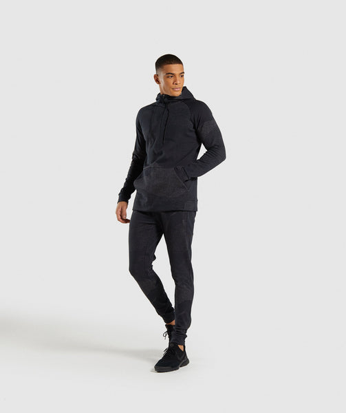 Gymshark Ultra Jacquard Pullover - Charcoal 3