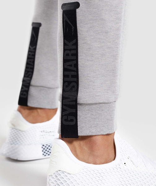 Gymshark Ultra Joggers - Light Grey Marl 4