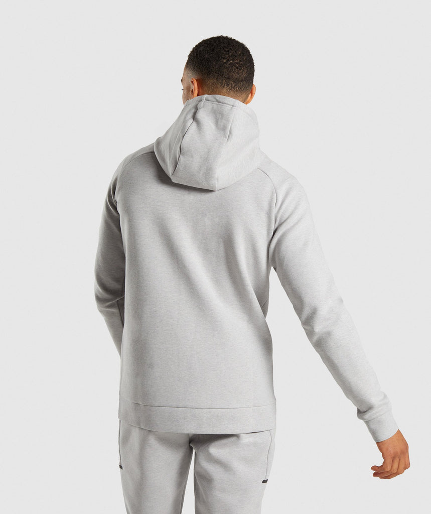 Gymshark Ultra Pullover - Light Grey Marl 2