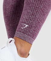 Gymshark Vital Seamless Leggings - Purple 11