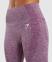 Gymshark Vital Seamless Leggings - Purple 12