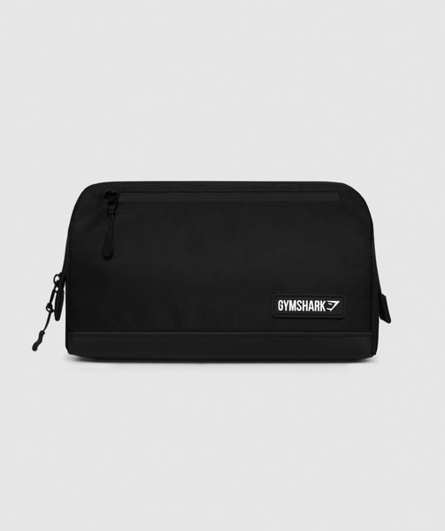 Gymshark Wash Bag - Black 1