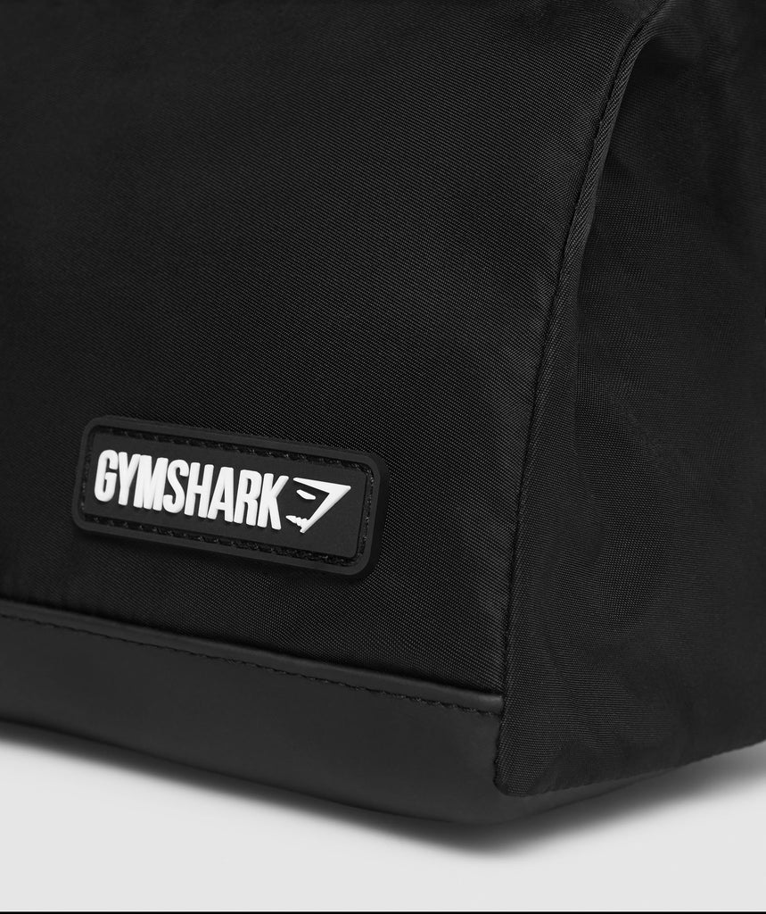 Gymshark Wash Bag - Black 5