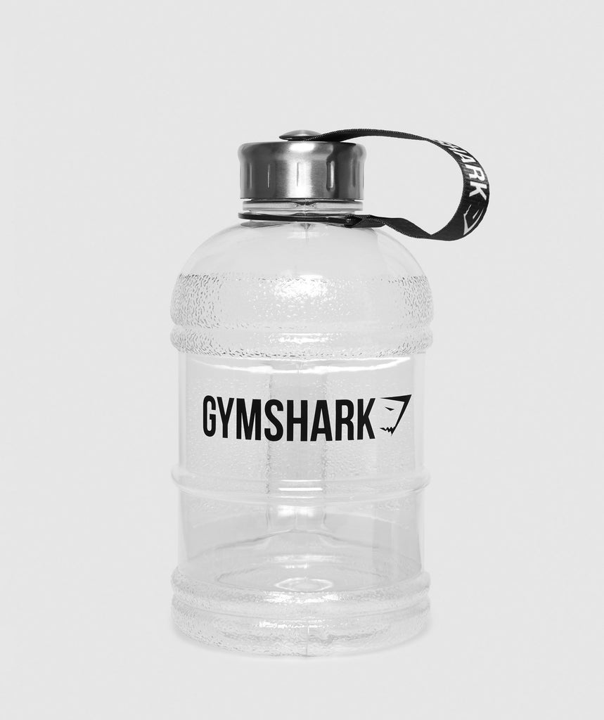 Gymshark 1.3L Water Bottle - Black 1