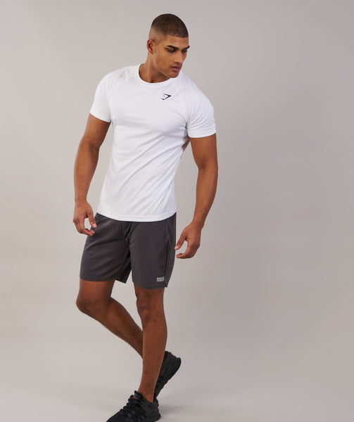 Gymshark Ability T-Shirt - White 2