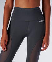 Gymshark Fusion Leggings - Charcoal 6
