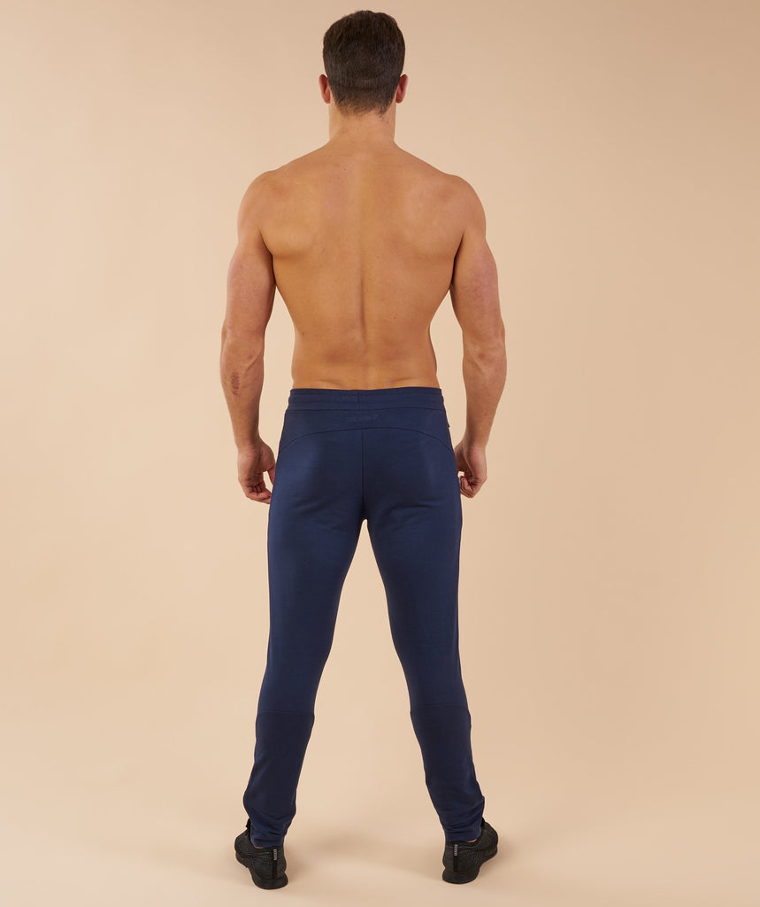 Fit Tapered Bottoms - Sapphire Blue 4