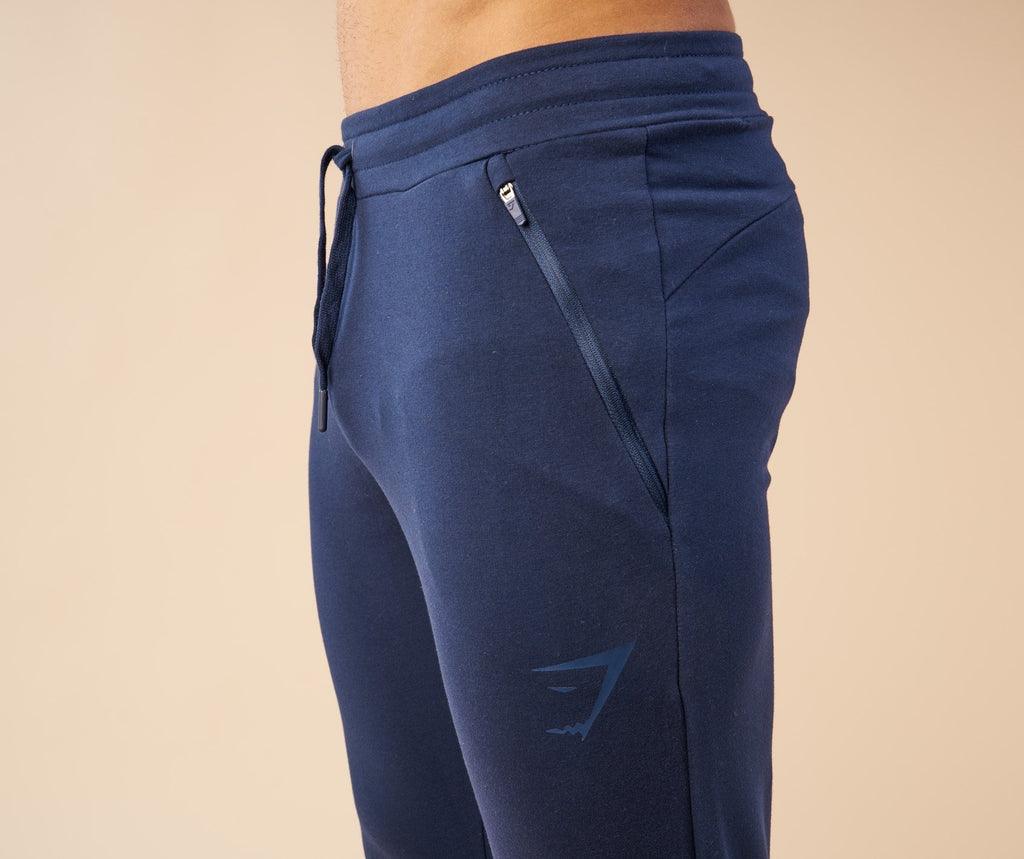 Fit Tapered Bottoms - Sapphire Blue 5