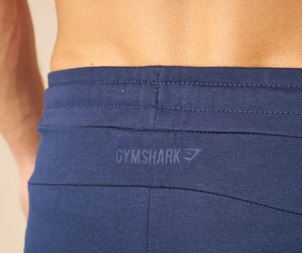 Fit Tapered Bottoms - Sapphire Blue 6