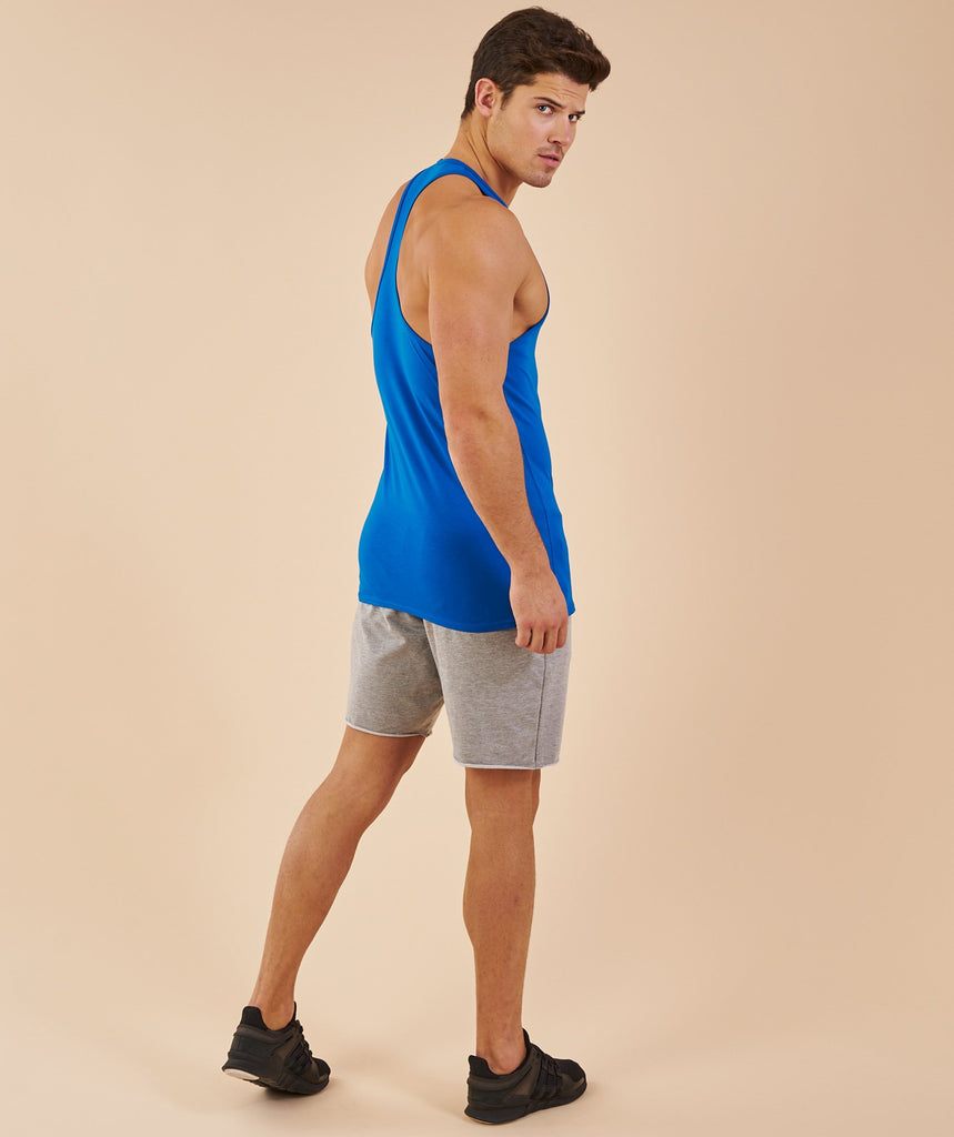 Gymshark Ion Stringer - Dive Blue 2
