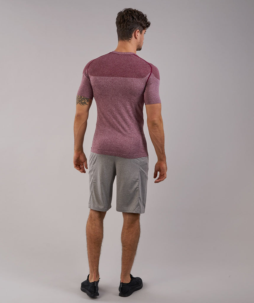 Gymshark Phantom Seamless T-Shirt - Port Marl 2
