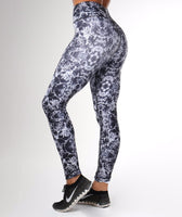 Gymshark Ripple Leggings - Grey Scale