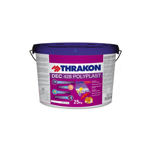 THRAKON ΕΠΙΧΡΙΣΜΑ DEC 428 RILLEN 3MM 25Kg - eshop by KATOGLOU.com (4443272773702)