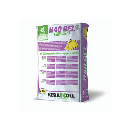 KERAKOLL H40 GEL NO LIMITS 25Κg (4468020117574)