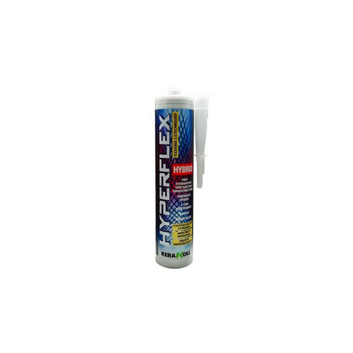 KERAKOLL ΣΙΛΙΚΟΝΗ HYPERFLEX HYBR.290ml WHITE (4468020576326)