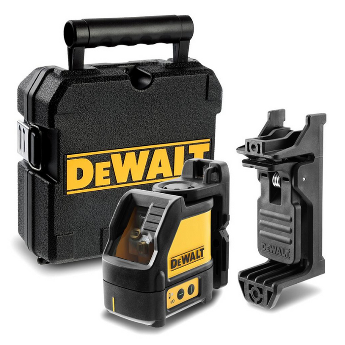 DEWALT ΑΛΦΑΔΙ LAZER GREEN BEAM CROSS LINE LASER DW088CG