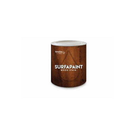 SURFAPAINT WOOD STAIN WM03 ΚΑΡΥΔΙΑ ΜΕΣΑΙΑ(MEDIUM WALNUT) 750ml - eshop by KATOGLOU.com (4438396993606)