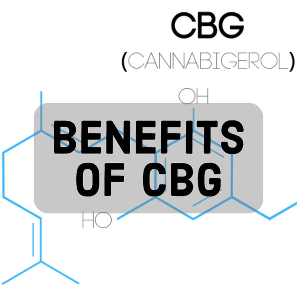 10 Benefits Of CBG (Cannabigerol)