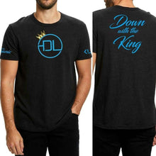 "Load image into Gallery viewer, Dreamland Organics ""Down With The King"" Organic Hemp T Shirt - Dreamland Organics"
