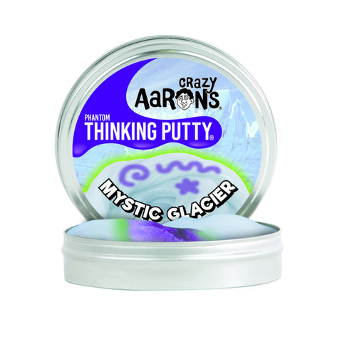 Crazy Aaron's Mystic Glacier Phantom Putty